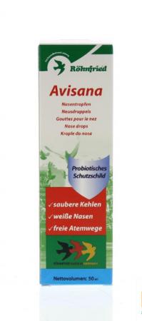 Avisana Rohnfried   захист голубів від інфекцій дихальних шляхів