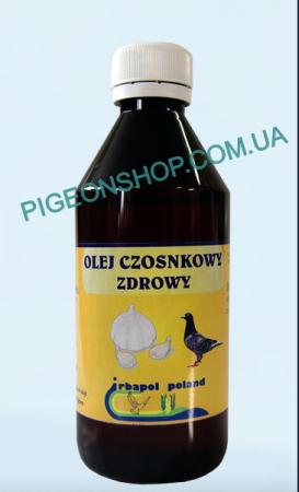 Олія часникова вітамінізована OLEJ CZOSNKOWY WITAMINIZOWANY