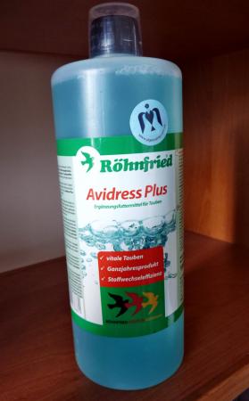 Avidress Plus Rohnfried | підкислювач питної води