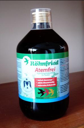 Atemfrei Rohnfried | бронхіальний відхаркувальний засіб