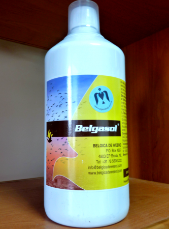Belgasol Belgica de weerd   електроліти + вітаміни + амінокислоти