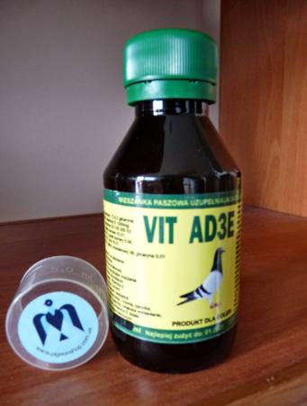 Vitamin AD3E | Вітамін АД3Е