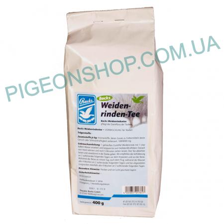 Backs Weidenrindentee чай з кори верби для голубів