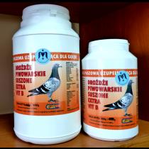 Drożdże piwowarskie suszone extra vit B Irbapol | Пивні дріжджі для голубів