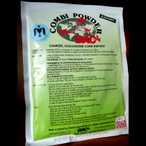 Combi powder DAC | препарат від кокцидіозу та трихомонозу голубів
