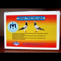 Orni-tricho mix Travipharma | лікування орнітозу та трихомонозу голубів