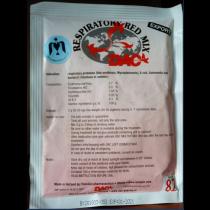Respiratory red mix DAC Pharma | засіб для лікування орнітозу, мікоплазмозу, сальмонельозу голубів