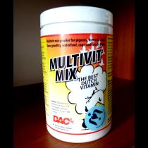 Multivit mix DAC | висококонцентрована полівітамінна суміш для голубів