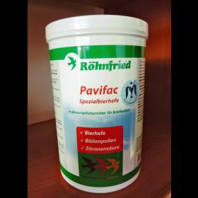 Pavifac Rohnfried | дріжджі пивні для голубів