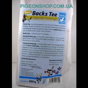 Backs tee   Чай для очищення крові для голубів