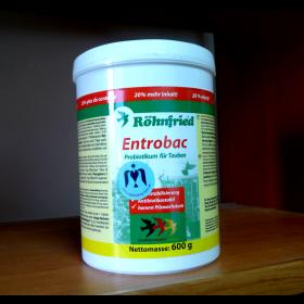 Entrobac Rohnfried | пробіотик для голубів