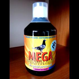 Mega multivitamina Irbapol   мультивітамін для голубів